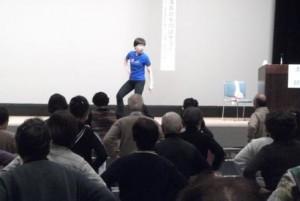 運動器健康寿命講演in宇都宮